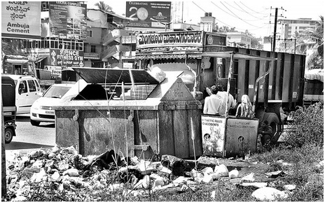 City Municipal Corporations are yet to ensure segregation of waste, especially bio-medical waste into infectious and non-infectious, at source | Rajesh Shetty Ballalbagh